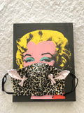 Cheetah Kitty Mask