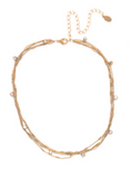Rocky Beach Dewdrop Petite Classic Necklace