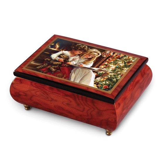 Artist Sandra Kuck - Night Before Christmas Music Box