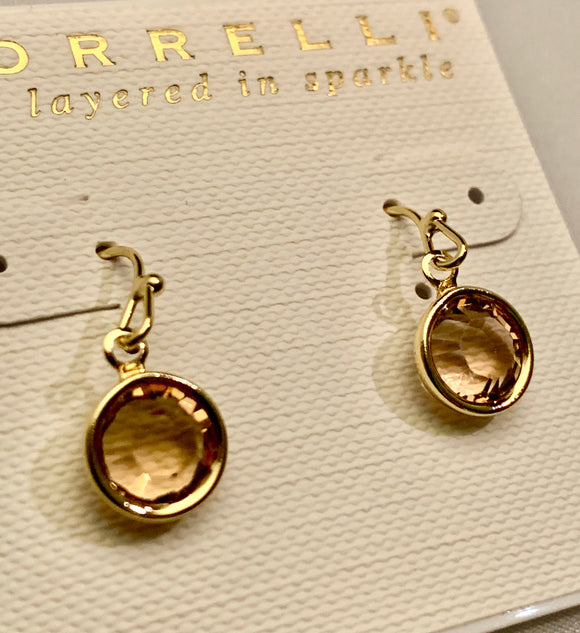 Dewdrop Dangle Earring