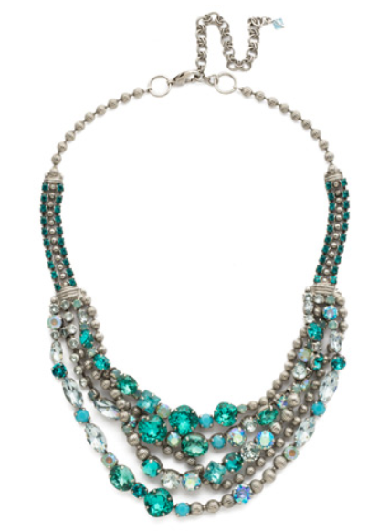 Red Carpet Layering Necklace