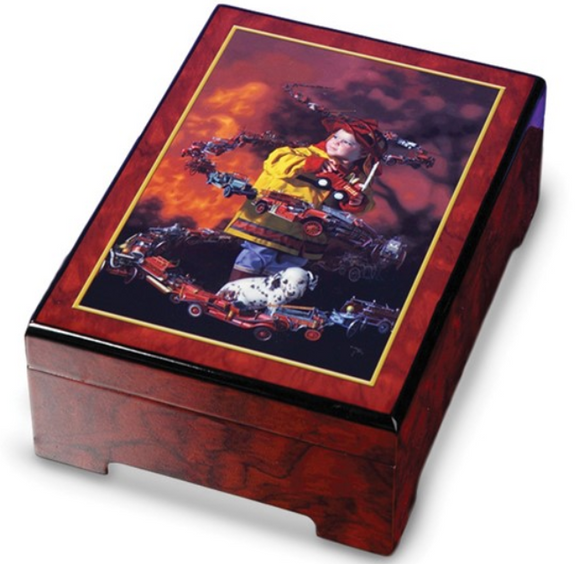 Byerley The Brigade Music Box