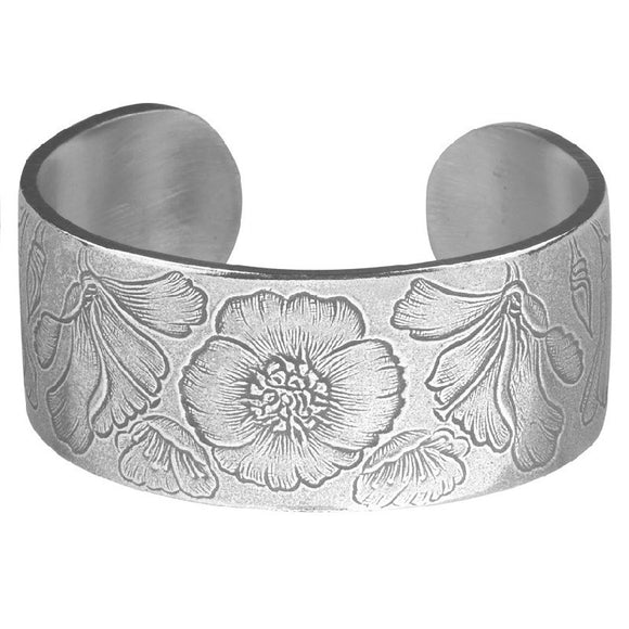 Salisbury Flower of the Month Bracelet - August