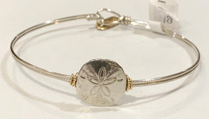 "Earth Grace ""Sand Dollar"" Bracelet"