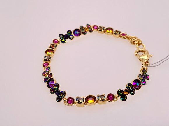 Slim Line Crystallized Bracelet