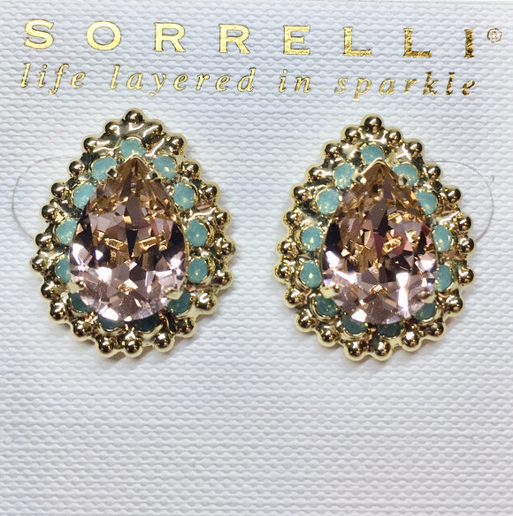 Sorrelli Perfect Pear Cut Earrings
