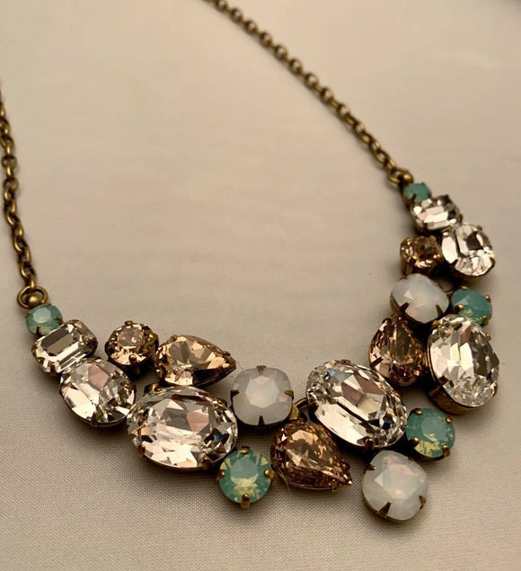 Sorrelli Forget-Me-Not Necklace
