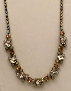 Sorrelli Perfect Harmony Line Necklace
