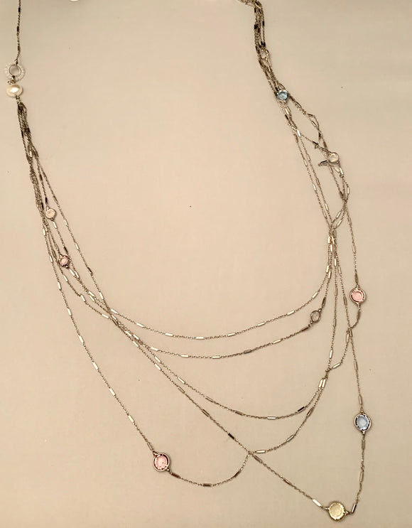 Sorrelli Luminous Layered Necklace