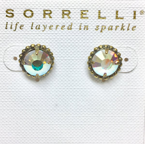 Sorrelli Simplicity Stud Earrings