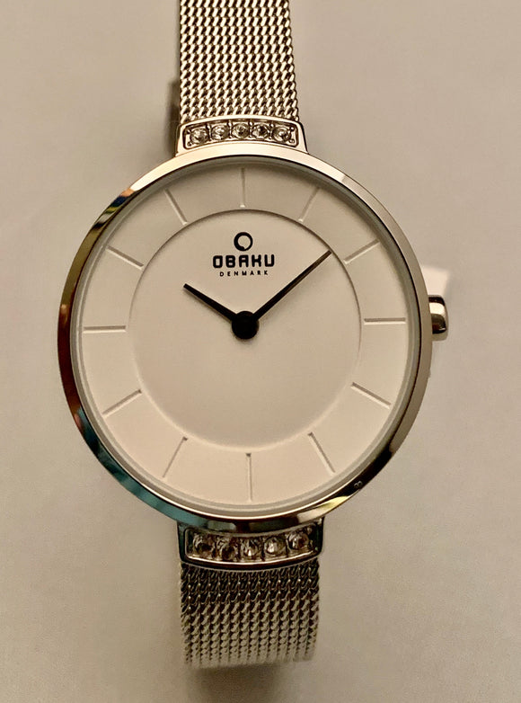 CLOSEOUT Ladies Obaku Watch