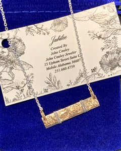 """Jubilee"" Bar Necklace"
