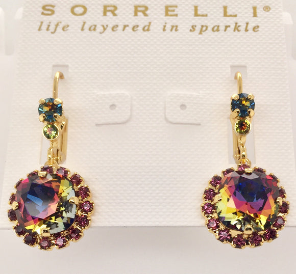Sorrelli Kaleidoscope Earrings