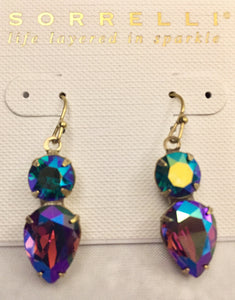 Sorrelli Brilliant Teardrop Earrings