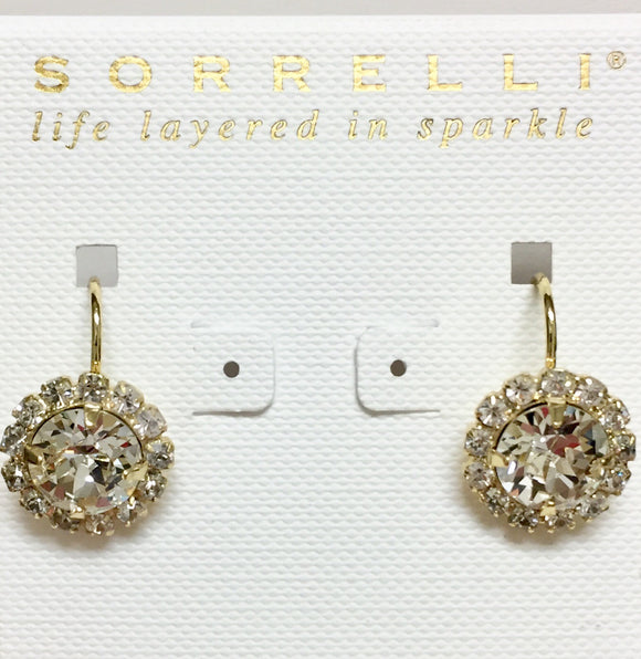 Sorrelli Haute Halo Earrings