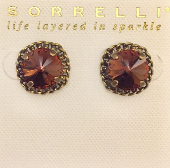 Sorrelli Perfection on a Post Earrings