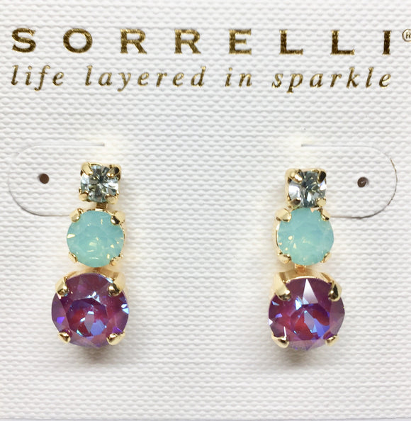 Sorrelli Madison Stud Earrings