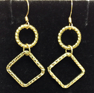 Fashion Geometric Earrings