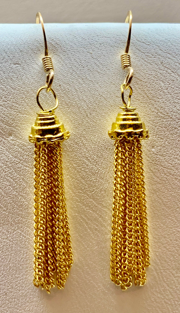 Fashion Tassle Earring