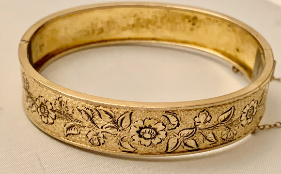 Estate Bangle Bracelet