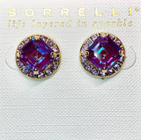 Sorrelli Dua Stud Earrings