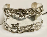 Estate Sterling Cuff Bracelet