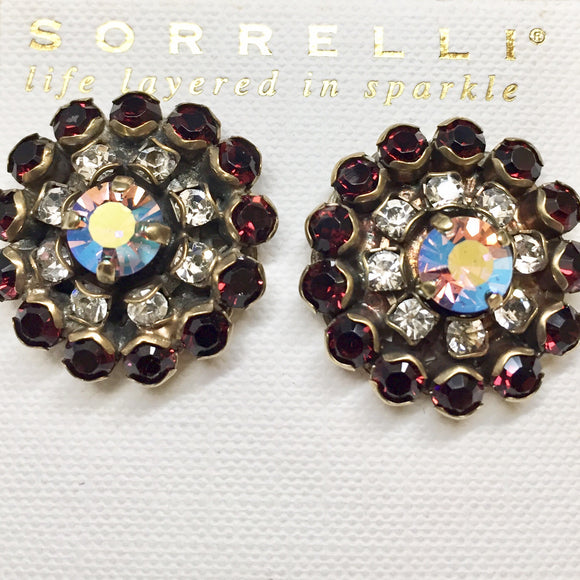 Sorrelli Over The Top Elegance Earrings