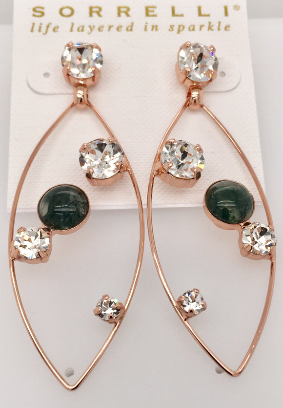 Sorrelli Esme Statement Earrings