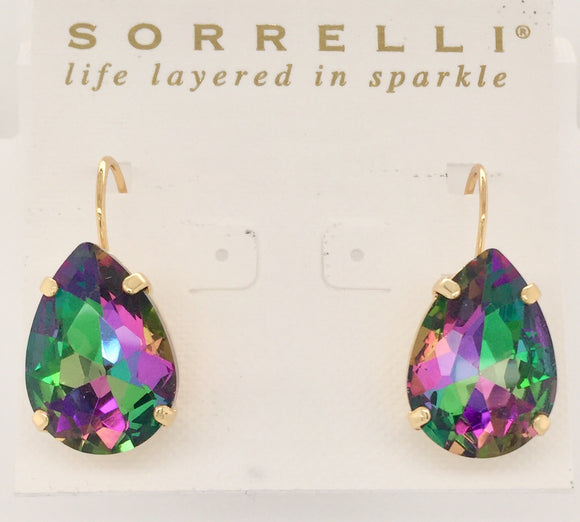 Sorrelli Classic Teardrop Earrings