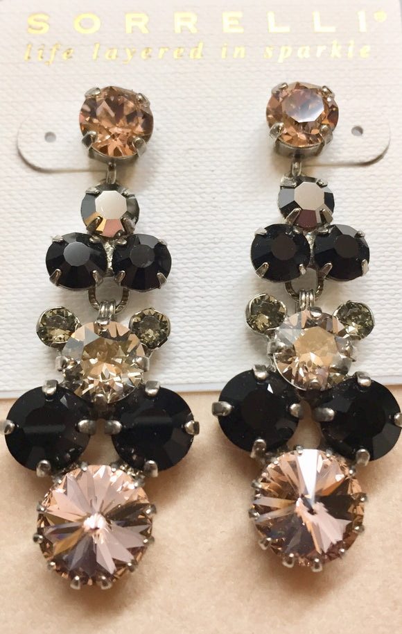 Sorrelli Well-Rounded Crystal Drop Earrings