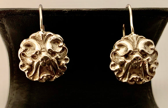 Estate Sterling Earrings