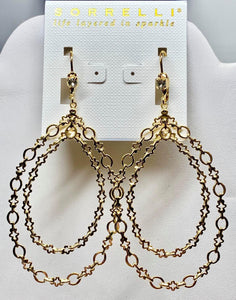 Sorrelli Samantha Statement Earrings