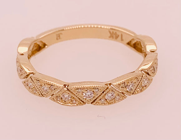 Diamond Band by PeJay Creations