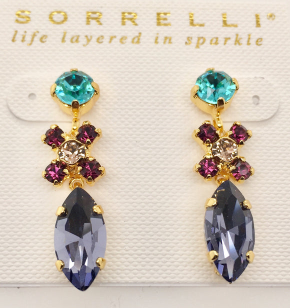 Sorrelli Perfect Harmony Drop Earrings