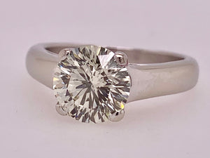 2.15 Carat Diamond Ring