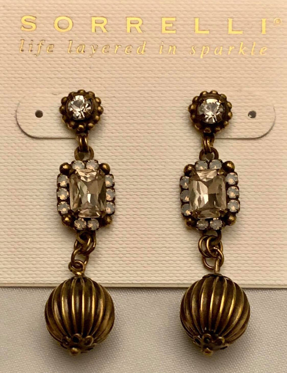 Sorrelli Thistle Earrings