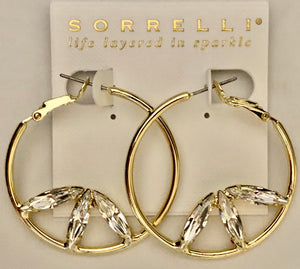 Sorrelli Crystal Earrings