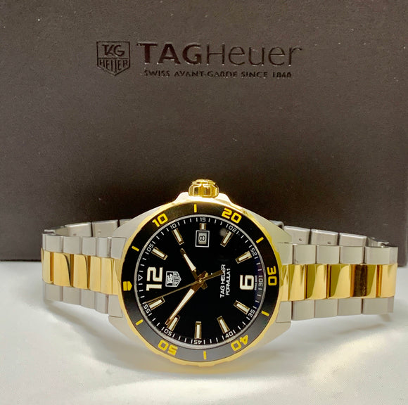 Tag Heuer Formula 1 Two Tone Men's Watch