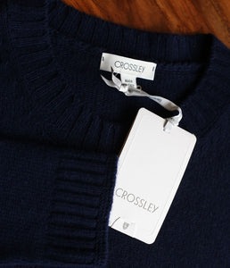 Crossley Strick Pullover Areth