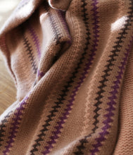Laden Sie das Bild in den Galerie-Viewer, engage Cashmere Schal Stripes