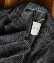 Load the image into the gallery viewer,Majestic cotton blazer checked