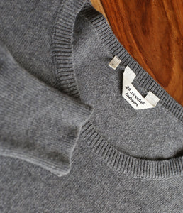 Re_Branded cashmere sweater crew neck