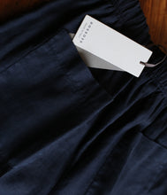 Load the image into the gallery viewer,Rosso35 pants linen wide