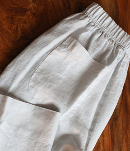 Rosso35 pants linen wide