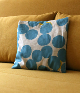 Stone pine pillow pattern