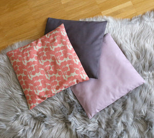 Stone pine pillow uni