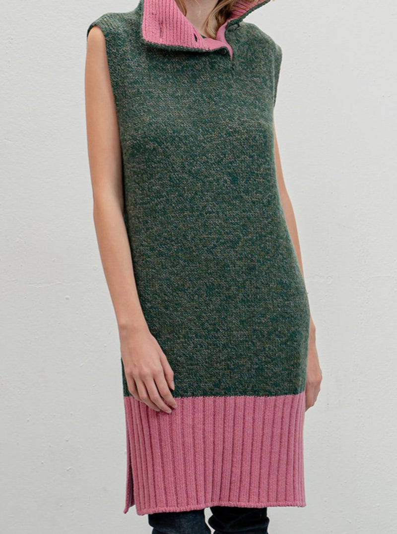 VS24 Regenerated Cashmere - Pine Green