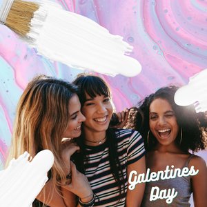 Galentine's Day Paint Night Kit
