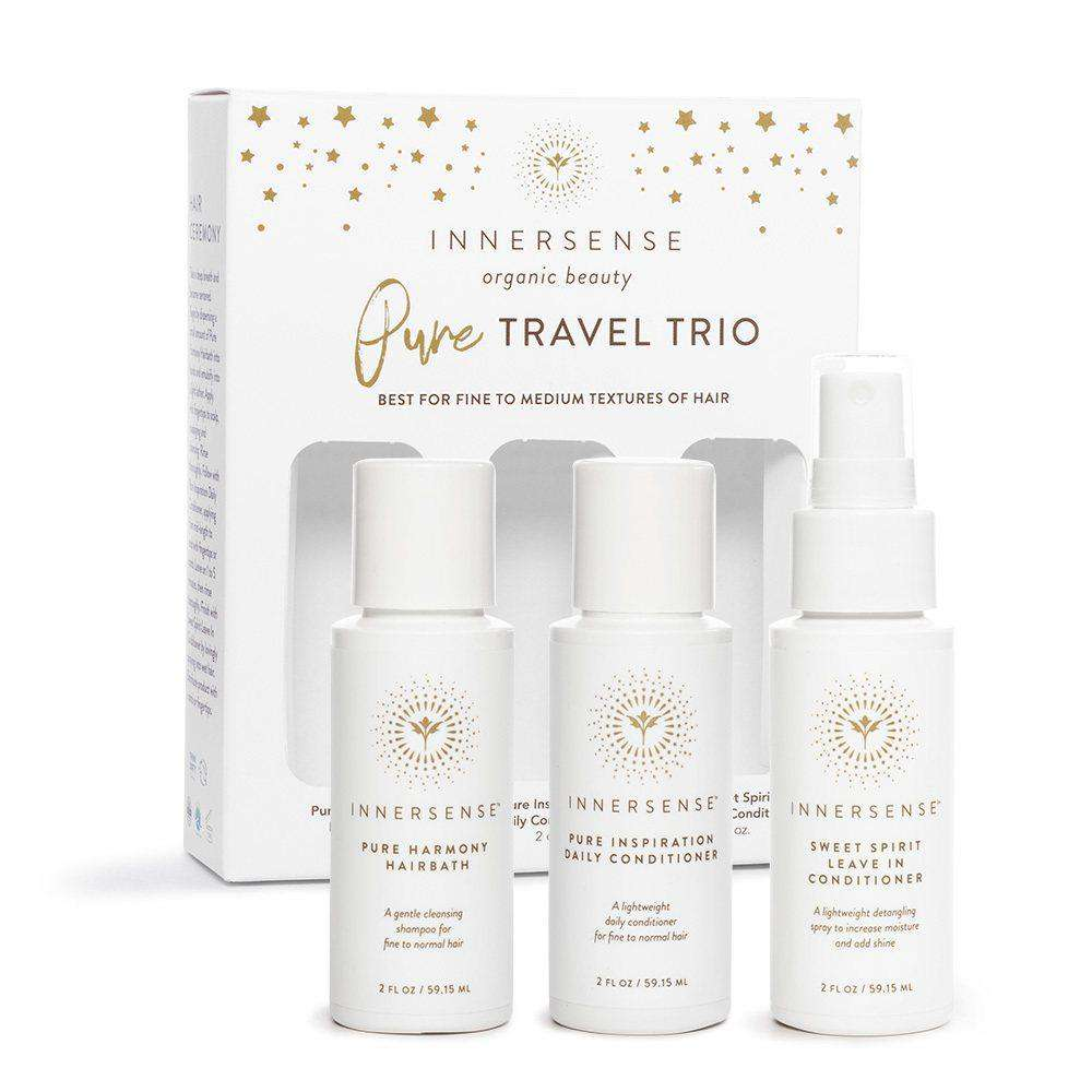 Innersense Pure Trio Collection matka/kokeilusetti