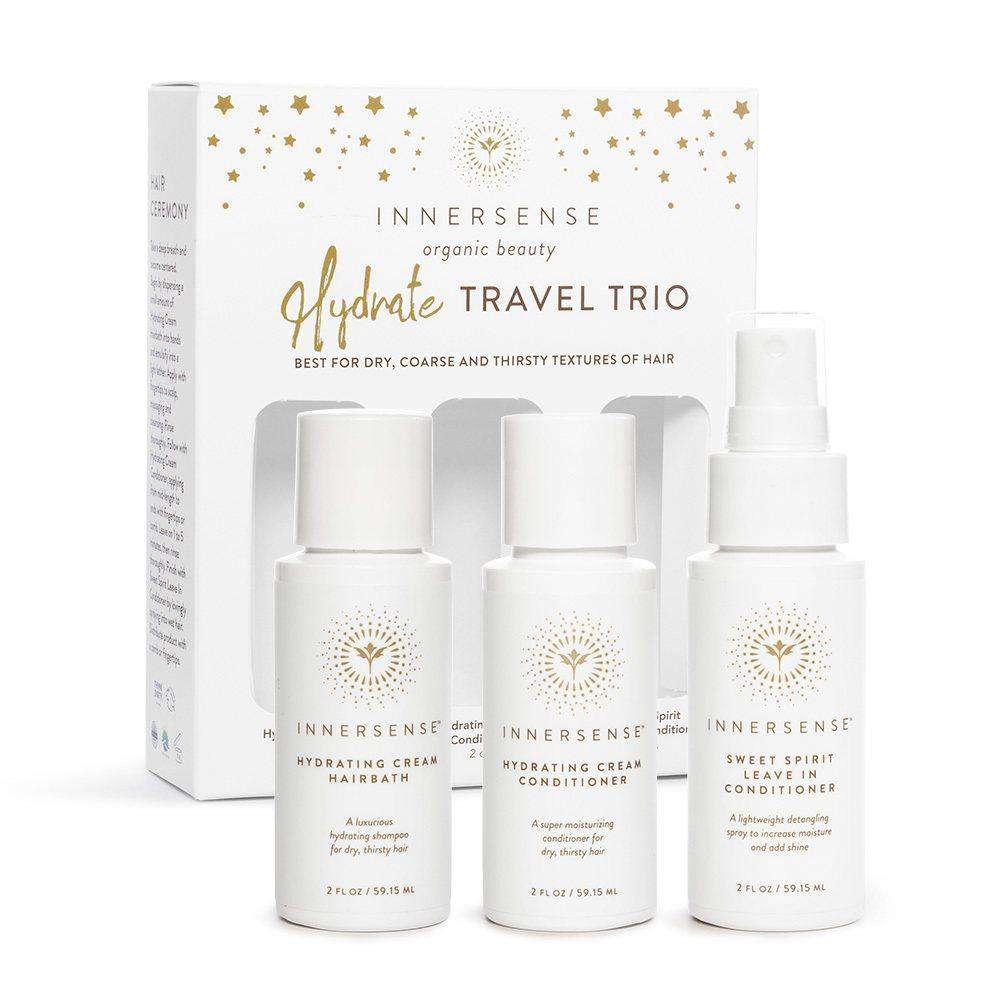 Innersense Hydrate Trio Collection matka/kokeilusetti